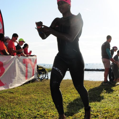 Iron-Distance Triathlon
